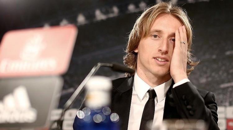 Modric'e 'yalancı şahitlik' suçlaması