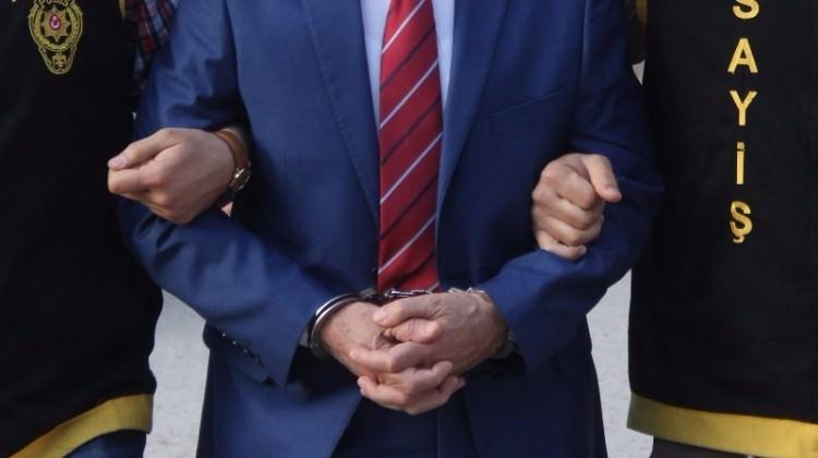 Milli Saraylar Koruma Müdürü tutuklandı!