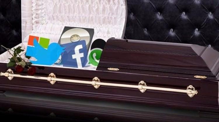 Öldüğünüzde internette hesaplarınıza ne olacak?