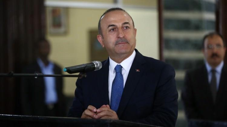 Çavuşoğlu'ndan sondaj gerilimi açıklaması