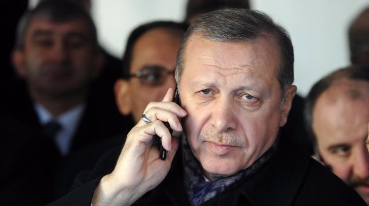 Erdoğan'dan Mizgin Ay'a tebrik telefonu