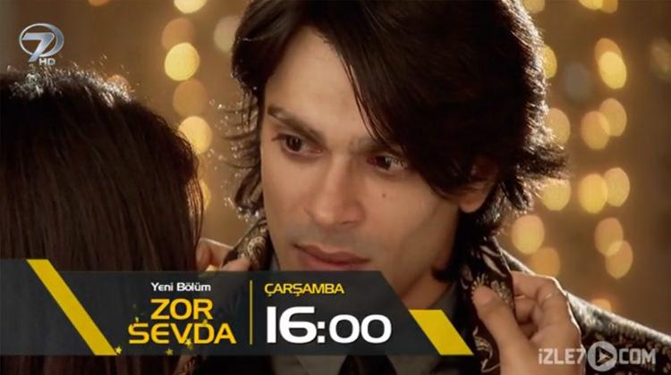Kanal 7 Zor Sevda 52.bölüm! Nikad'ın planı Zoya'yı görütmek...