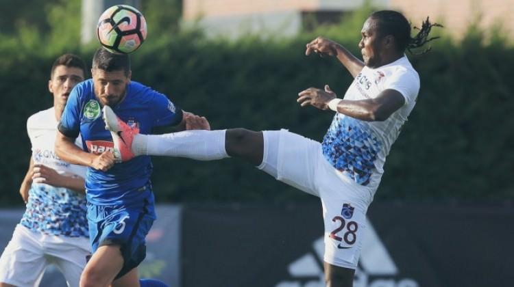 Trabzonspor ilk hazırlık maçında mağlup!