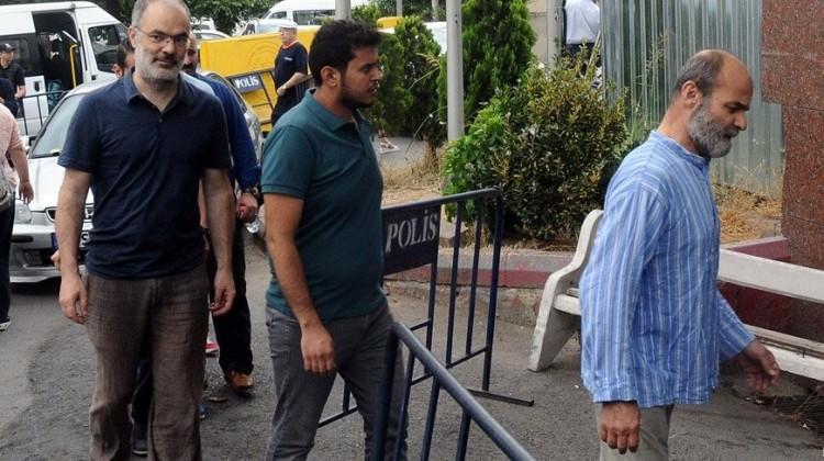 Büyükada toplantısına 10 tutuklama talebi