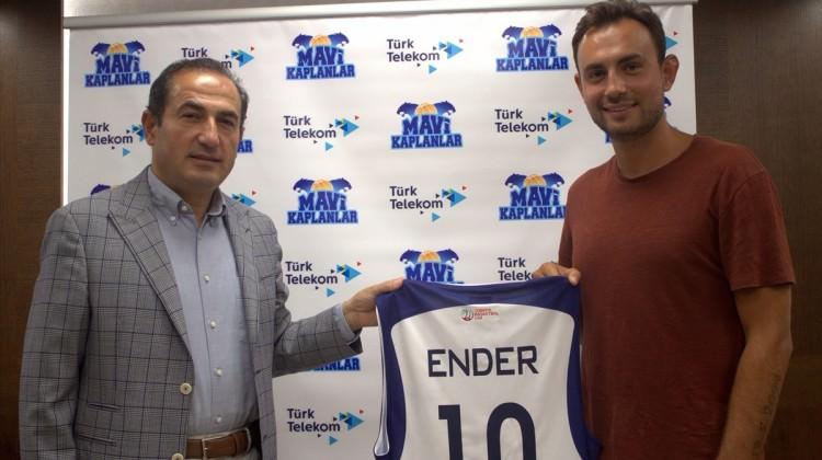 Ender Arslan Türk Telekom'da