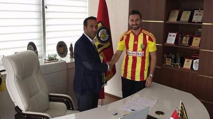 Eskişehirspor'dan Yeni Malatyaspor'a gitti