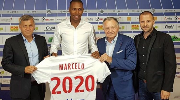 Marcelo'dan imza töreninde Beşiktaş sözleri!