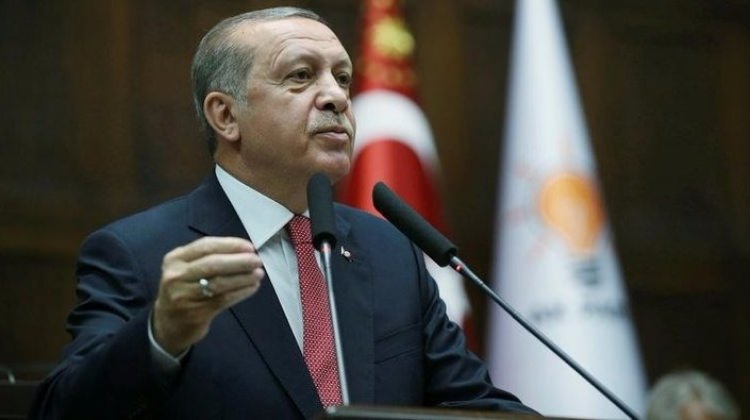 Erdoğan'dan piyasalara moral