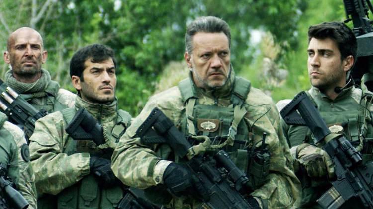 'Dağ' filminin ekibi '15 Temmuz' için hazırlanıyor