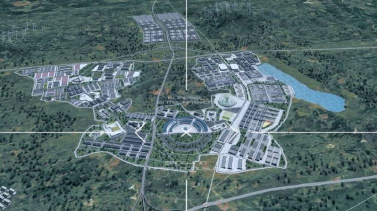 Dev projede hedef 40 milyarlık ihracat