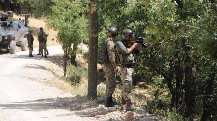 Asker o bölgeyi ablukaya aldı! Dev operasyon