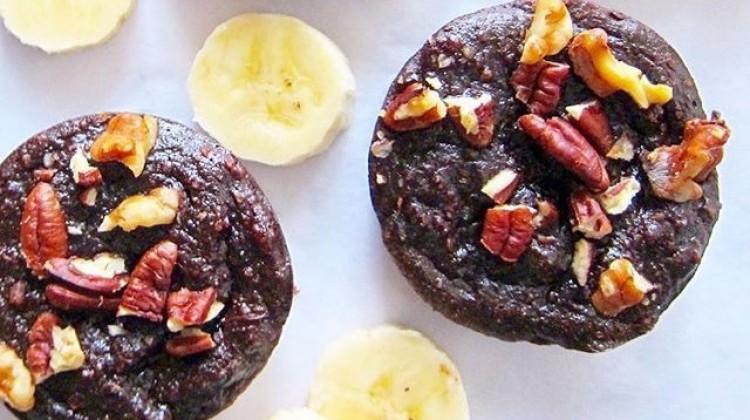 Çikolata ve bademli brownie tarifi