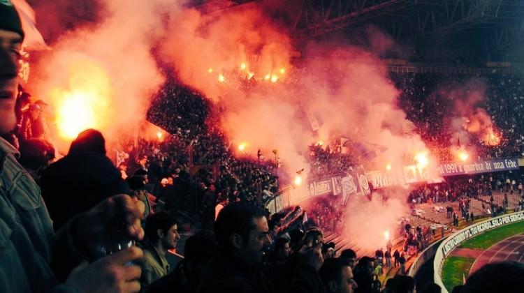 Devler Ligi maçına deplasman yasağı cezası!