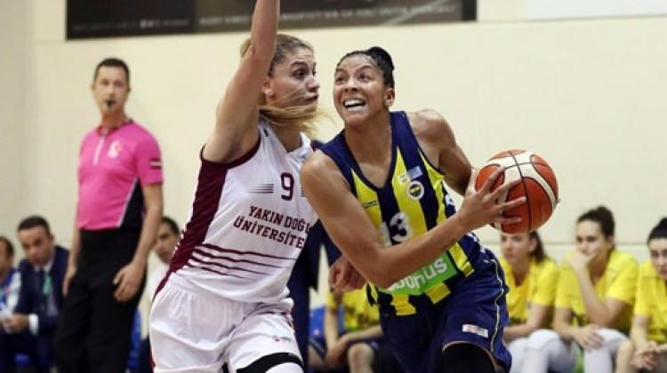 Kadınlar Basketbol Ligi'nde fikstür çekildi