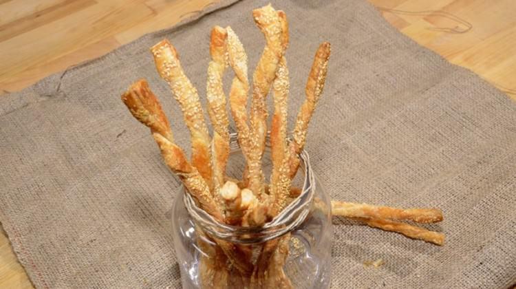 Parmesanlı çubuk tarifi