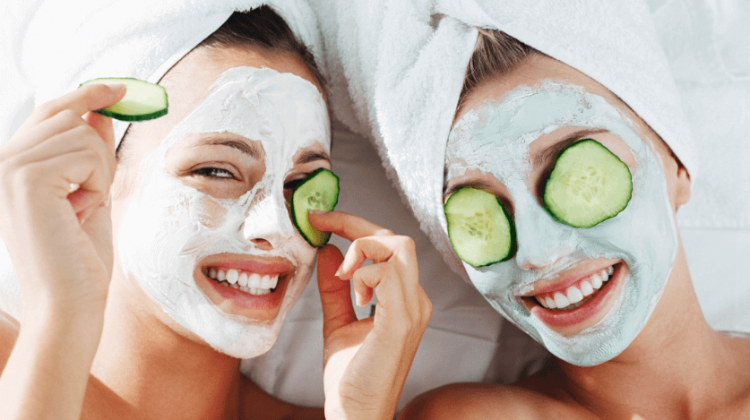 Siyah noktaları temizleyen 3 etkili maske