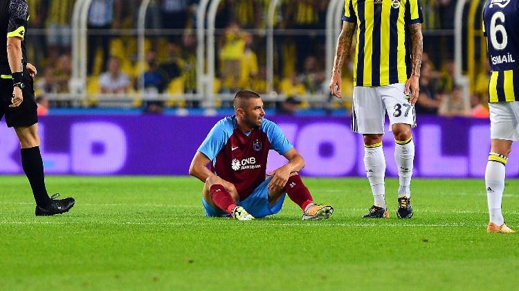 Trabzonspor'a Burak Yılmaz müjdesi!
