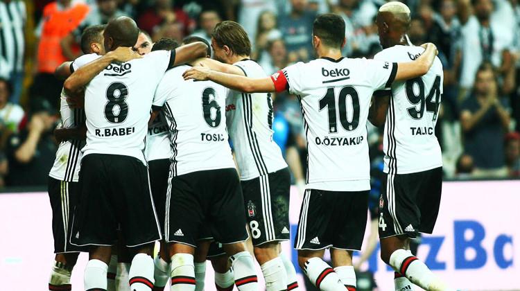 Beşiktaş evinde hata yapmadı!