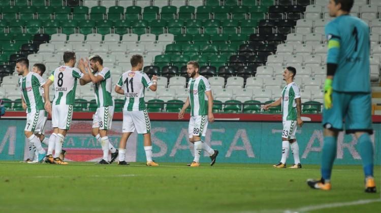 Konyaspor Gençler karşısında farka koştu