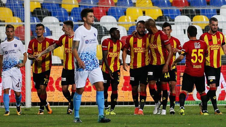 Trabzonspor'a İzmir'de ağır darbe!