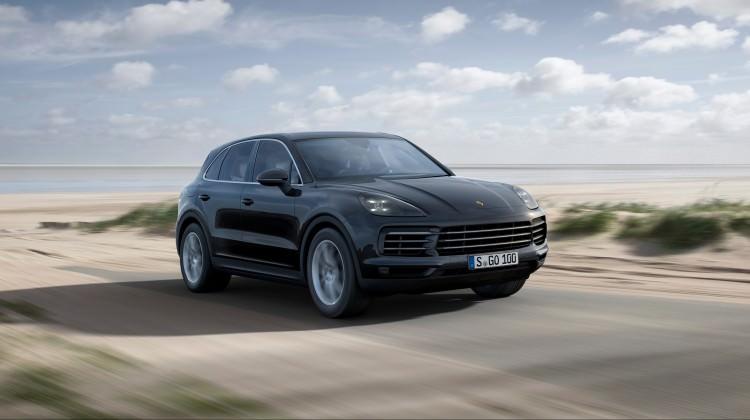 İşte yeni Porsche Cayenne