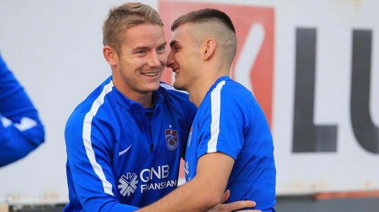 Trabzonspor'a transferini Durica bitirdi