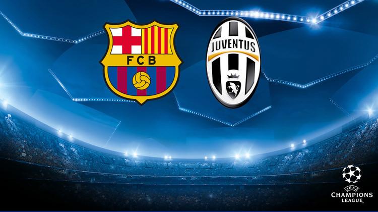 Barcelona - Juventus maçı  saat kaçta? TRT 1'den canlı seyret