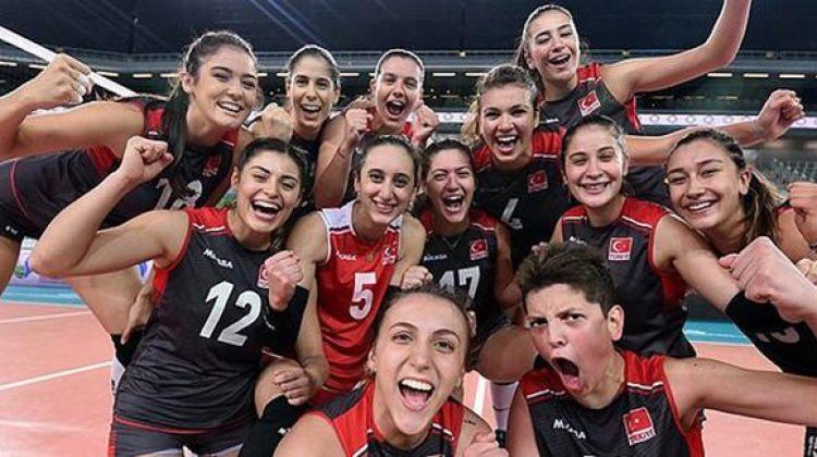 Büyük gurur! Dünya Şampiyonu olduk!