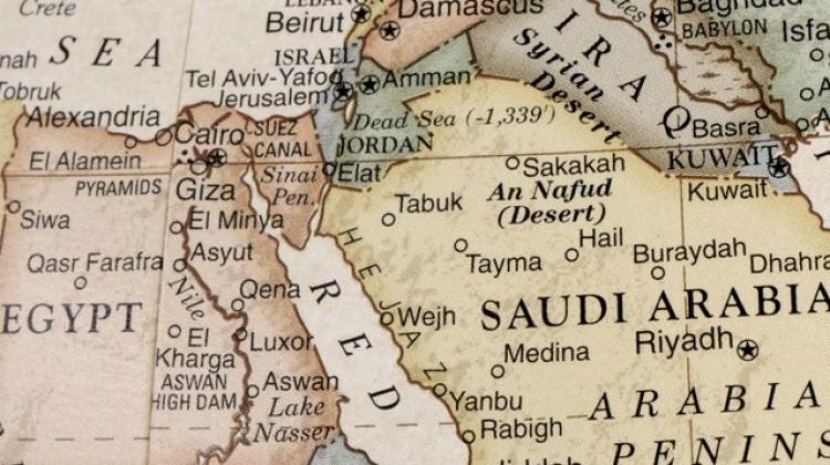 Mısır, Filistin ve KKTC'yi haritadan sildi!