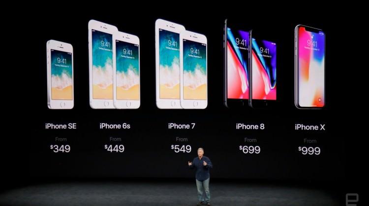 iPhone X, 5 ülkeyi solladı!