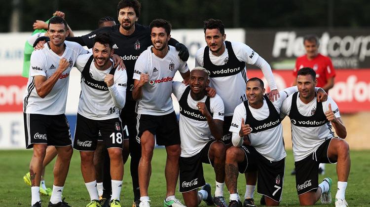 Porto maçı öncesi Beşiktaş'a müjde!