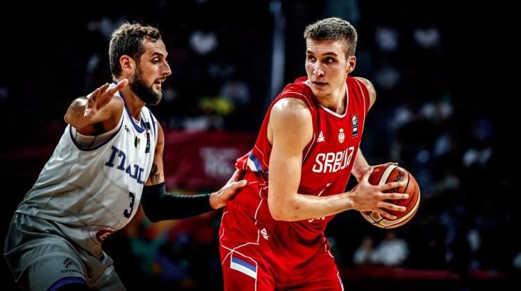 Sırbistan, İtalya'yı evine gönderdi!