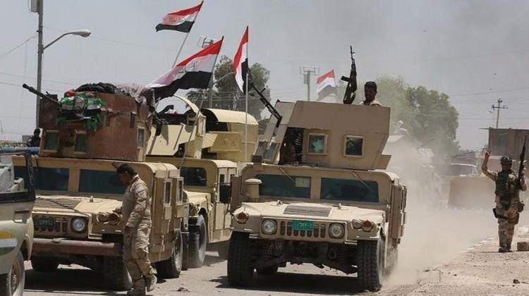 Ordu sınıra konuşlandı! Irak'tan savaş açıklaması