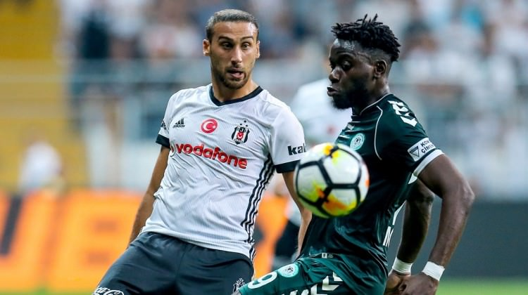 5. hafta sonunda G.Saray ve Beşiktaş zirvede!