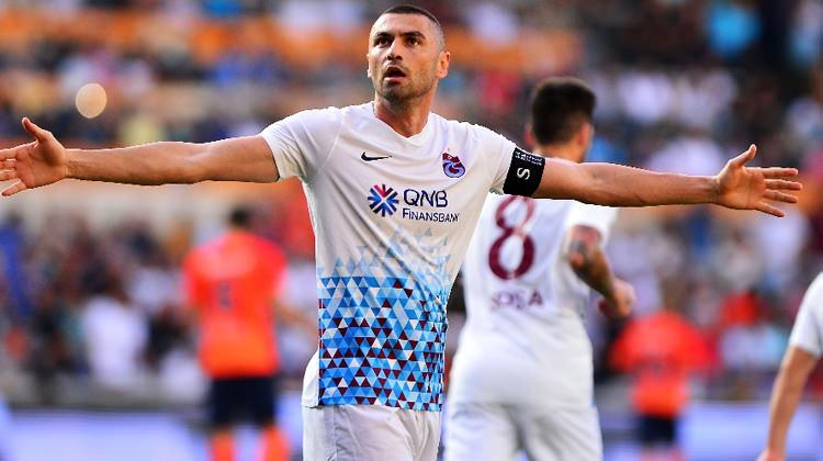 Trabzonspor Burak Yılmaz'a kavuşuyor