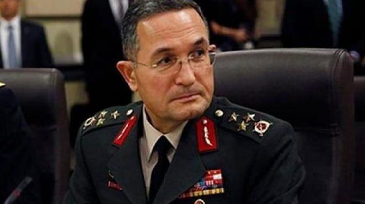 Korgeneral Erdal Öztürk tahliye edildi