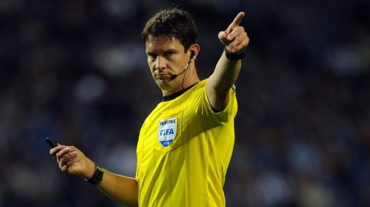 Başakşehir -Braga maçının hakemi açıklandı