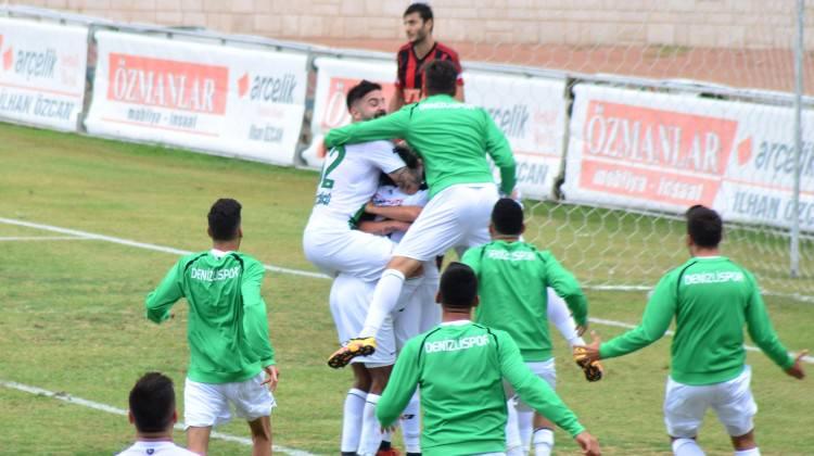 Denizlispor'u son dakika golü kurtardı!