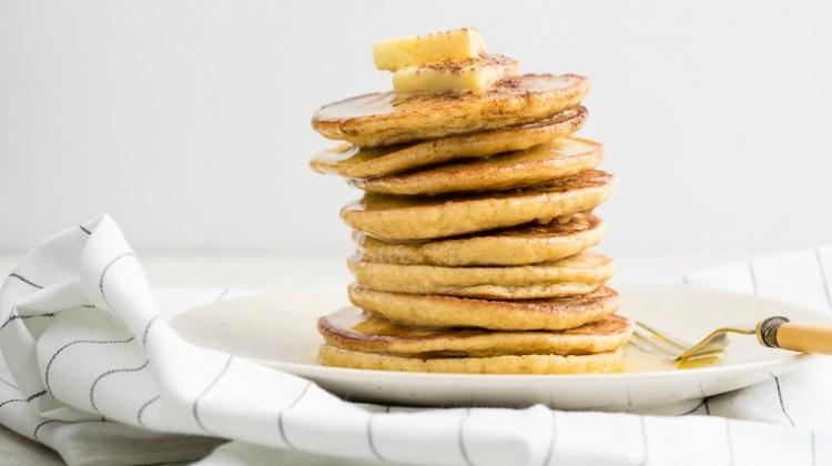 Kahvaltılık pancake tarifi