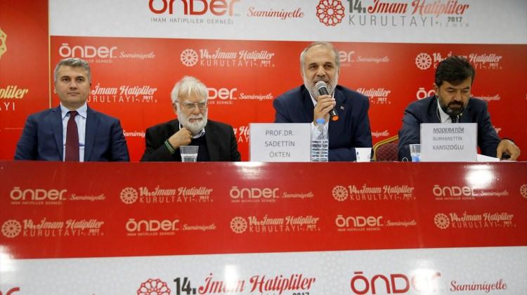 İzmir haberleri 14. İmam Hatipliler Kurultayı - 07 Ekim 2017