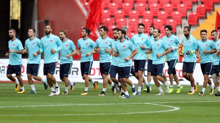 Kader maçında Milli Takım'ın rakibi İzlanda