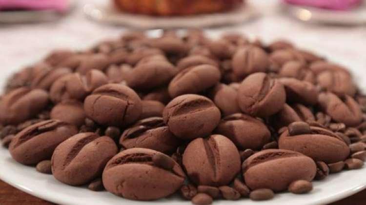 Çikolatalı kahveli un kurabiyesi tarifi