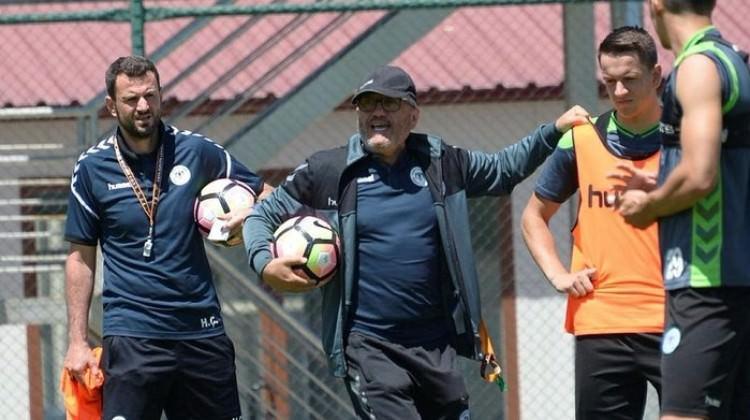 Konyaspor'da ayrılık! Resmen açıklandı