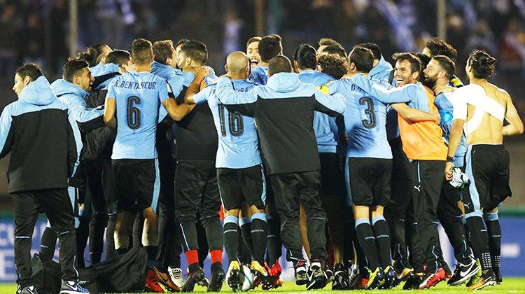 Uruguay tarih yazdı! Muslera Dünya Kupası'nda!