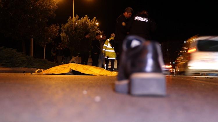 Konya'da otomobilin çarptığı üniversite öğrencisi öldü