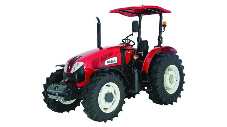 Başak Traktör 'Bursa Tarım Fuarı'nda