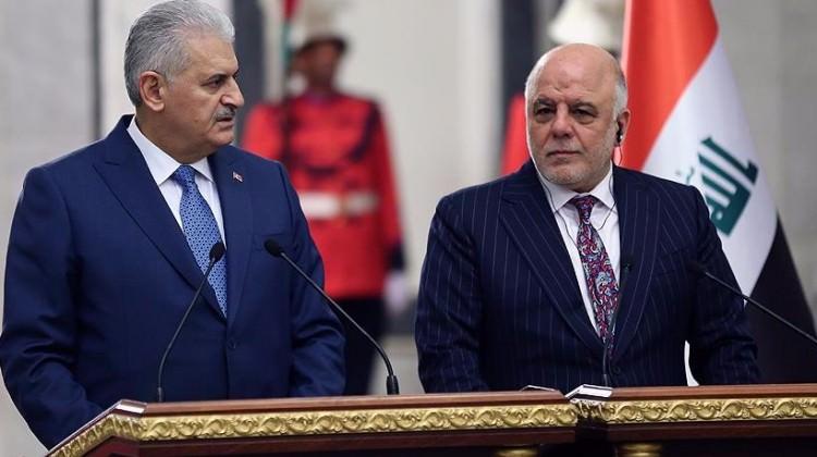 Başbakan Yıldırım'dan kritik 'Irak' kararı!