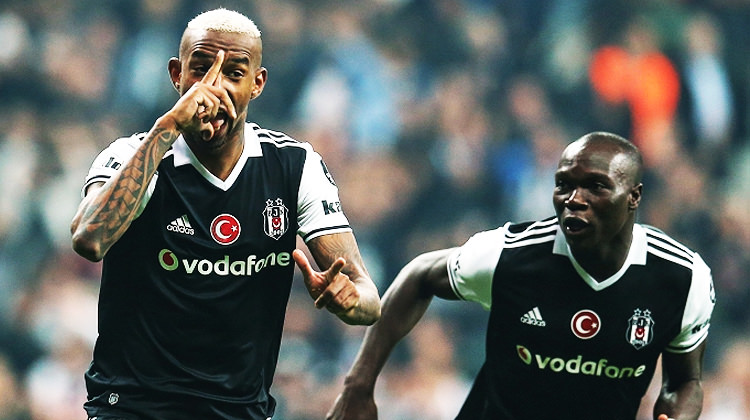 Beşiktaş'ın Talisca ve Aboubakar planı!