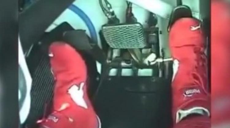 Böyle vites değiştiren şoför görmediniz!
