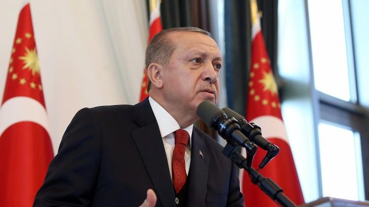 Erdoğan: Bazı yerlerde değişim iradesi söz konusu